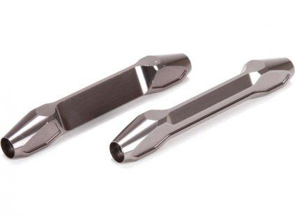 Ascender: Táhlo geometrie spodní hliník 66mm (2)