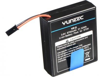 Yuneec ST24/ST16: LiIon 1S 8700mAh