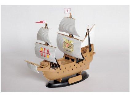 Zvezda Easy Kit Spanish ship San Martin (1:350)