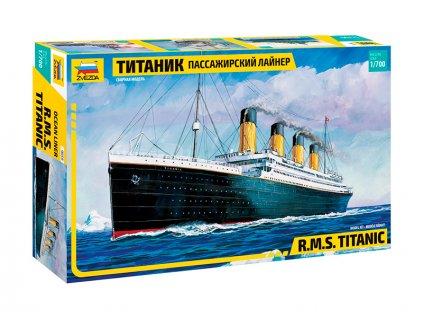 Zvezda R.M.S. Titanic (1:700)