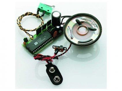 Krick Zvukový modul turbínový motor