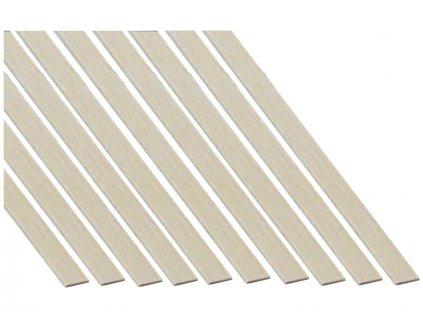 Krick Lišta lípa 0.5x5mm 1m (10)