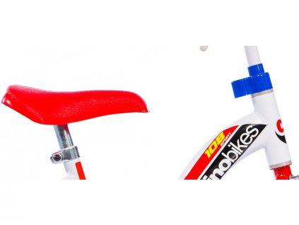 """DINO Bikes - Dětské kolo 10"""" Boy s brzdou"""