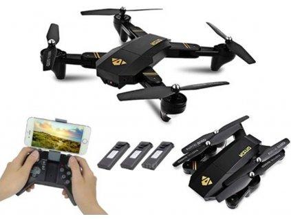 DRONIO 2 VISUO FLY COMBO WIFI FPV RTF