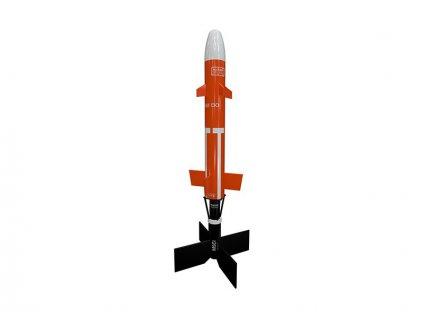 Estes - Airborne Survelliance Missile - Skill Level 3