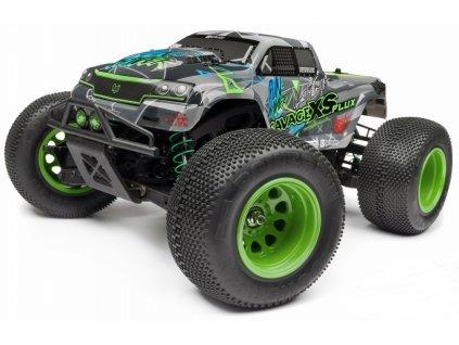 HPI SAVAGE XS FLUX 4WD RTR 1:16
