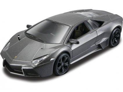 Bburago Kit Lamborghini Reventón 1:32 šedá