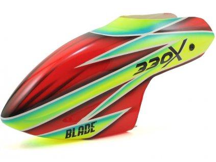 Blade 330X: Kabina laminátová