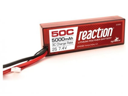 DYNAMITE REACTION LIPOL 5000mAh 50C 7.4V