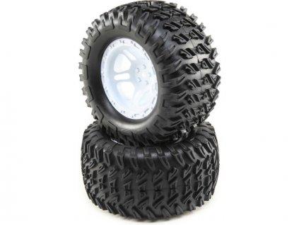 Losi Tenacity MT: Kolo s pneu (2)
