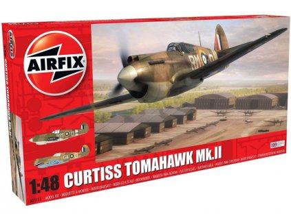 Airfix Curtiss Tomahawk MK.II (1:48)