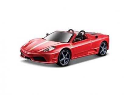 Bburago Kit Ferrari Spider 16M 1:32 červená