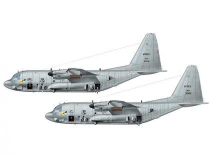 Italeri AC-130H Spectre (1:72)