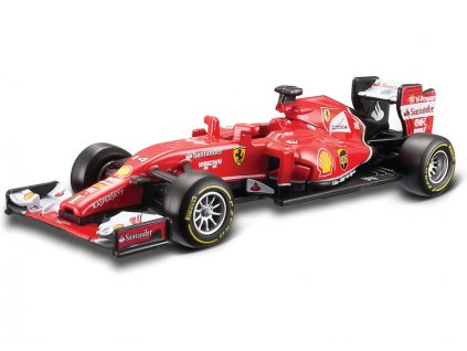 Bburago Ferrari formule F14-T 1:43 #14 Alonso