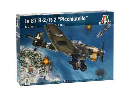 Italeri Junkers JU 87 B-2/R-2 Picchiatello (1:48)