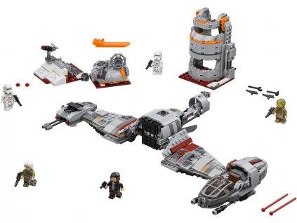 LEGO Star Wars TM - Obrana planety Crait™