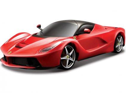 Bburago Ferrari LaFerrari 1:24 červená