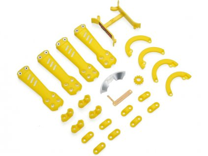 Blade Vortex 230 Pro: Plastové díly žluté
