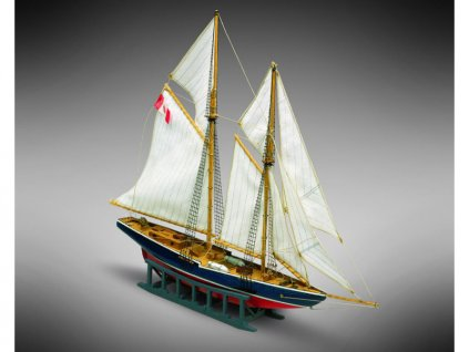 MINI MAMOLI Bluenose 1:160 kit