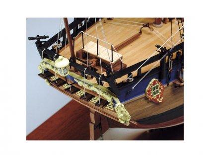 CALDERCRAFT Endeavour H.M. Bark 1767 1:64 kit