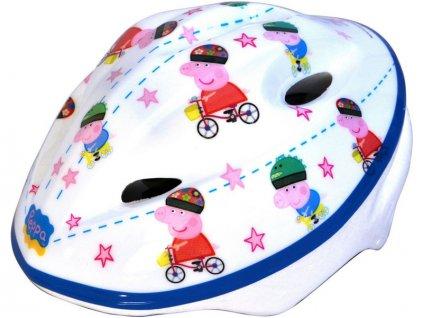 DINO Bikes - Dětská přilba Peppa Pig
