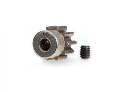 Traxxas pastorek 10T 32DP na hřídel 3.17mm