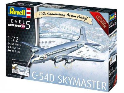 Revell Douglas C-54D Skymaster 1948 (1:72)