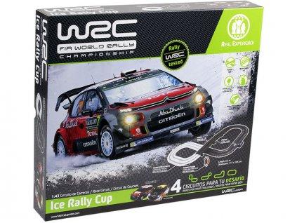 WRC ICE RALLY CUP 1:43
