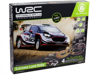 WRC EXTREME LAND RALLY 1:43