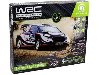 WRC EXTREME LAND RALLY 1:43