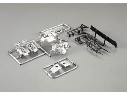 Killerbody Lancia Delta HF Integrale 16V 1:10 - plastové díly