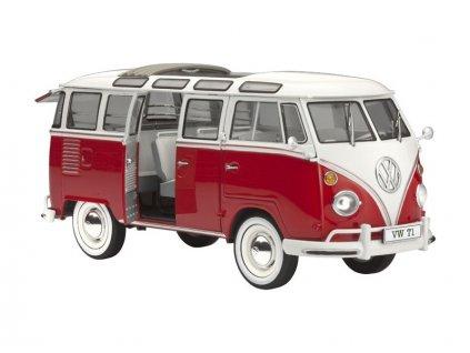 Revell VW T1 SAMBA BUS (1:24)