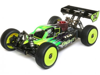 TLR BUGGY 8IGHT-X 4WD KIT 1:8