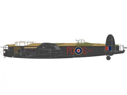 Airfix Avro Lancaster B.III (1:72)