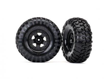 """Traxxas kolo 2.2"""", disk TRX-4 Sport, pneu Canyon Trail (pár)"""
