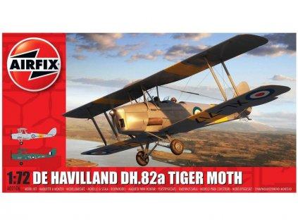 Airfix De Havilland DH.82a Tiger Moth (1:72)