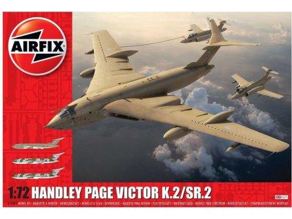 Airfix Handley Page Victor K.2/SR.2 (1:72)