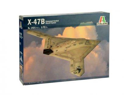 Italeri Northrop Grumman X-47B (1:72)