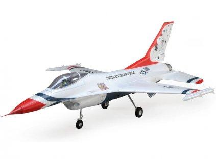 E-FLITE F-16 THUNDERBIRDS 70mm EDF 0.8m PNP