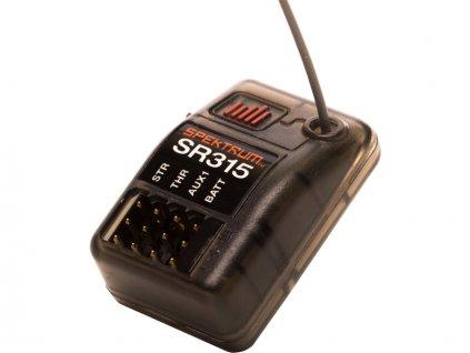 Spektrum přijímač SR315 3-Ch DSMR Sport