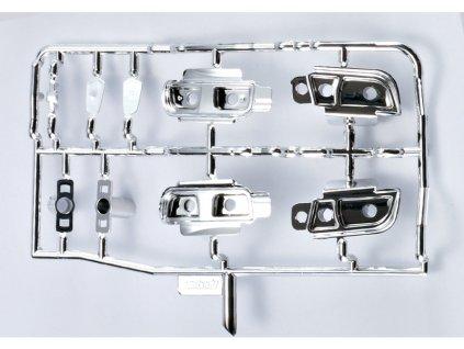 Killerbody Camaro 2011 1:10 - chromované díly