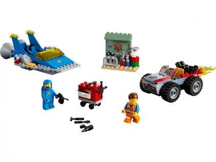 LEGO Movie - Emmetova a Bennyho dílna Postav a oprav to