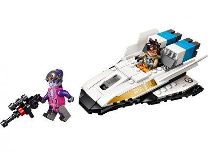 LEGO Overwatch - Tracer vs. Widowmaker