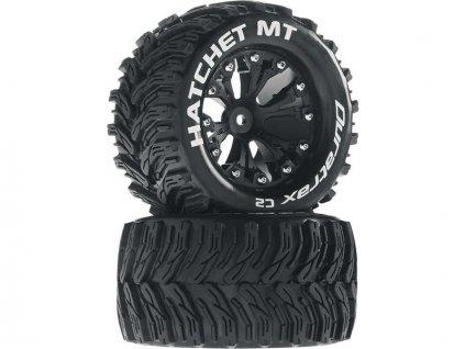 """Duratrax kolo 2.8"""" Hatchet MT 2WD zadní černá (2)"""