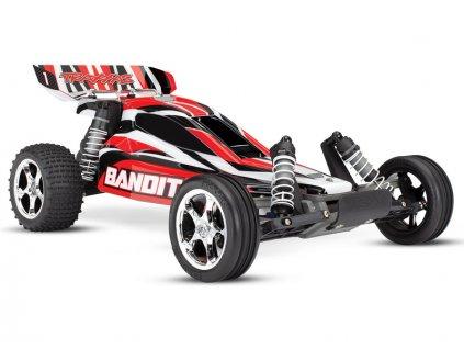 TRAXXAS BANDIT 2WD RTR 1:10