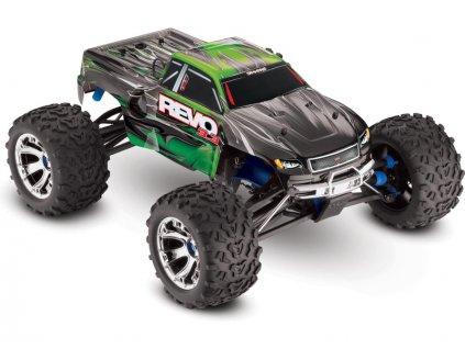 TRAXXAS NITRO REVO 3.3 4WD RTR 1:8