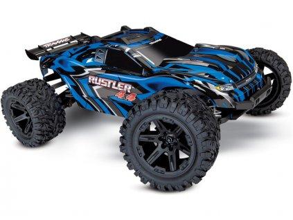 TRAXXAS RUSTLER 4WD RTR 1:10