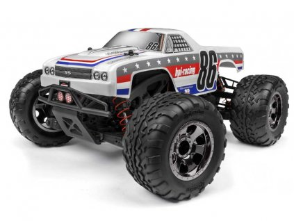 """HPI SAVAGE XS FLUX """"Chevrolet Ei Camino SS"""" 4WD RTR 1:14"""