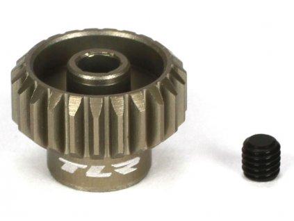 TLR hliníkový pastorek 23T 48DP