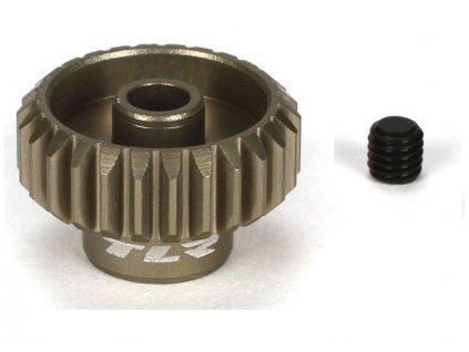 TLR hliníkový pastorek 26T 48DP